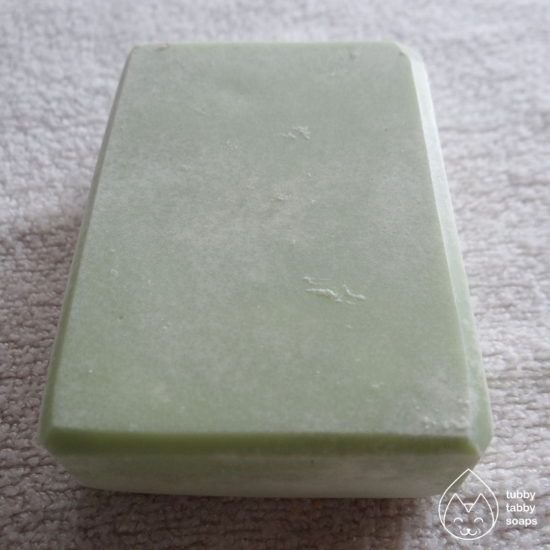 Grow a Pear (ambience) handmade cold process soap by Tubby Tabby Soaps