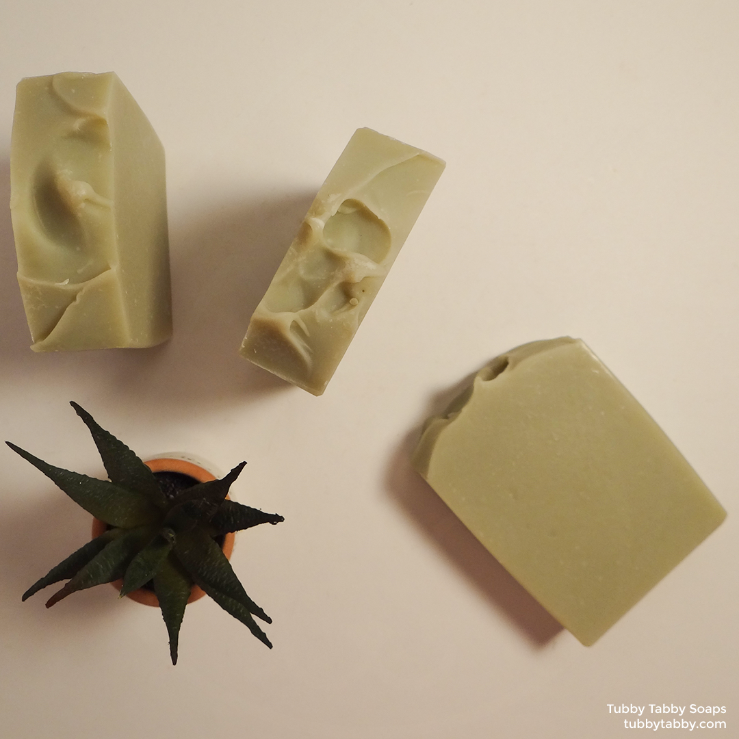 Clay Bay handmade soap by Tubby Tabby Soaps