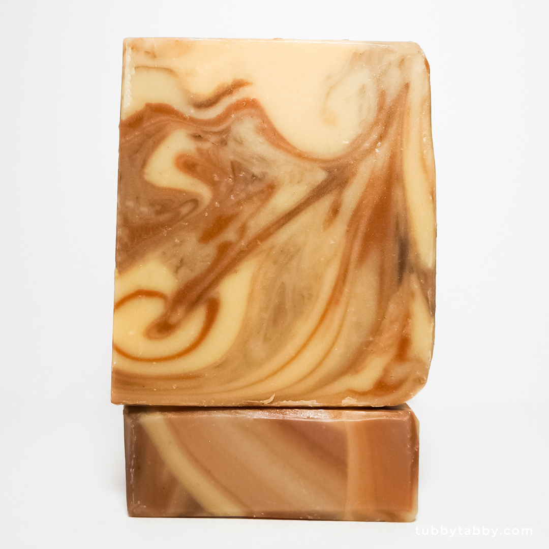 Lumberjack soap by Tubby Tabby Soaps